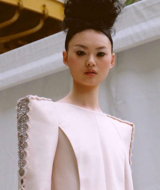 Chanel pasarela perlas