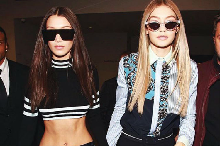 Bella e Gigi Hadid