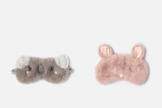 Antifaces conejo koala Oysho 2016/17