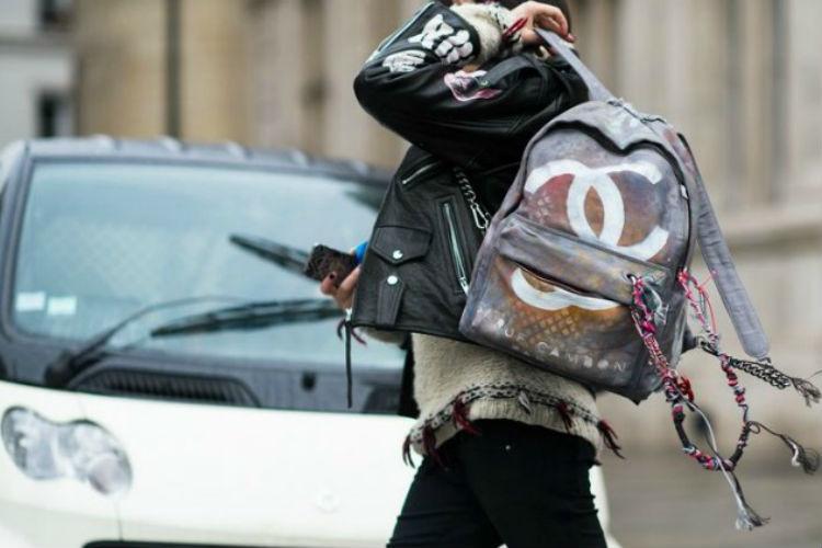 Chanel mochila