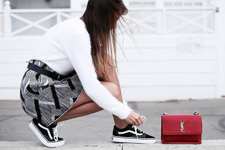 zapatillas mujer moda tendencias
