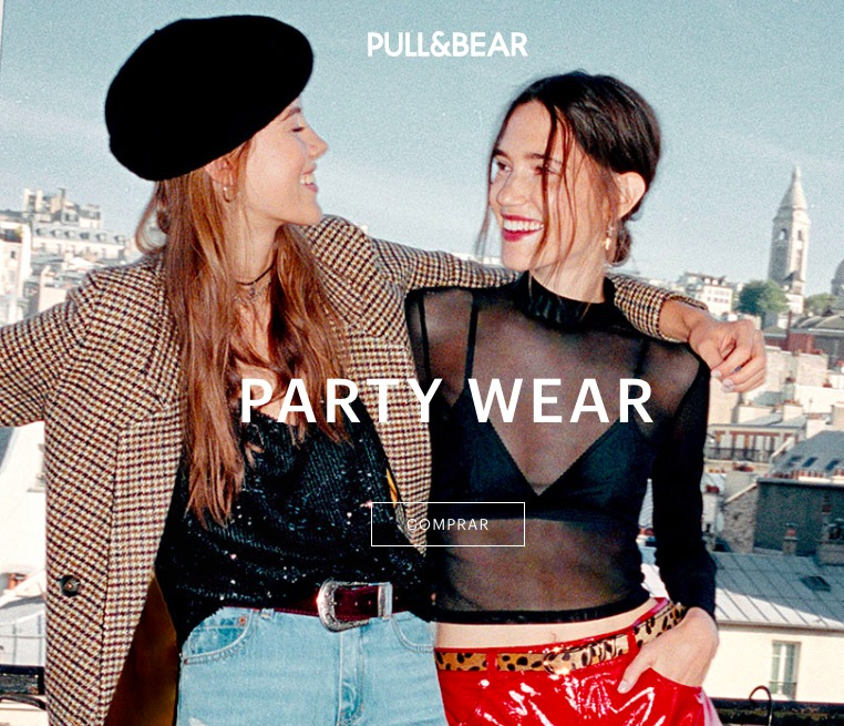 Pull and Bear descuentos