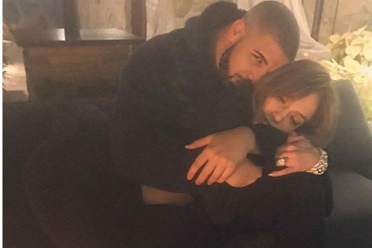 romance entre Jennifer López y Drake