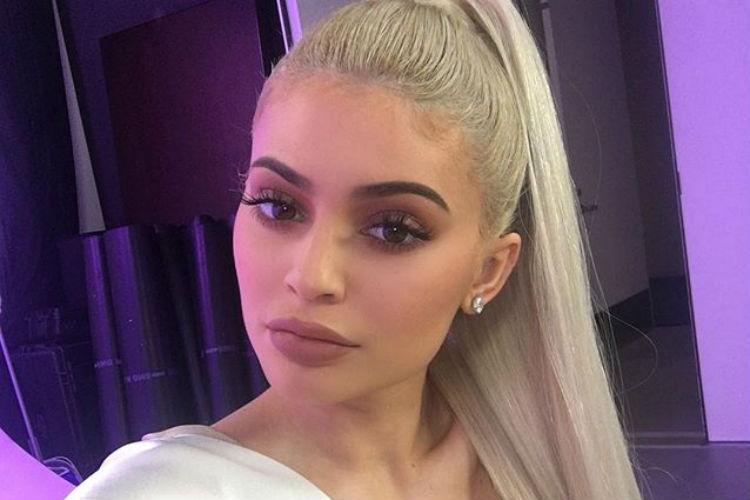 Kylie Jenner inaugura su tienda Pop Up