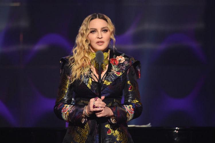 Madonna Mujer del año