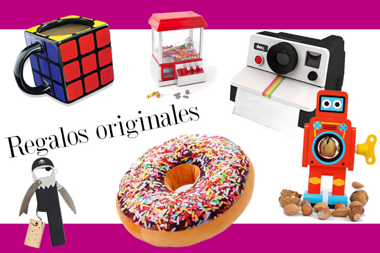 regalos originales amigo invisible