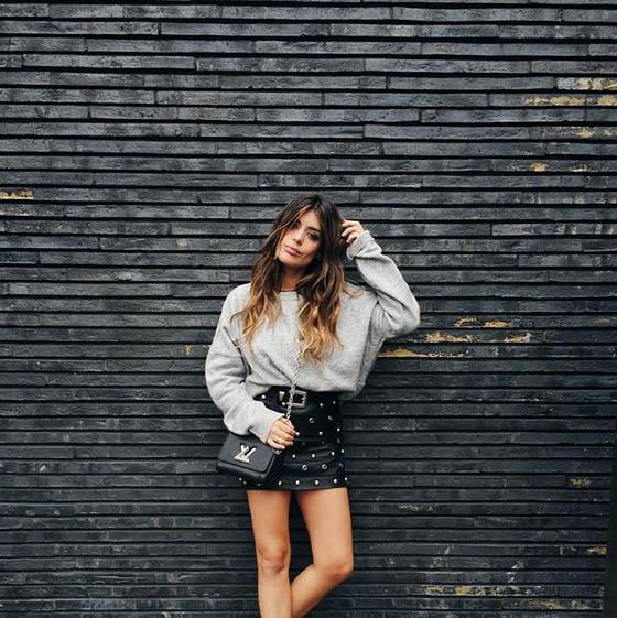topshop falda