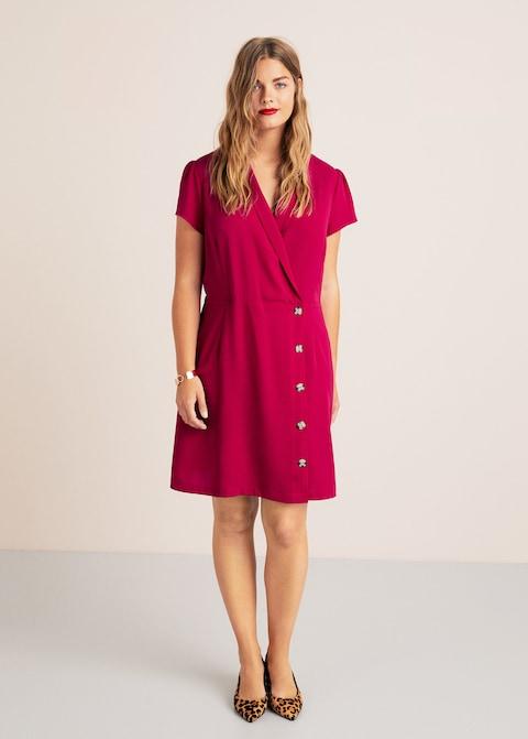 Vestidos Violeta Mango