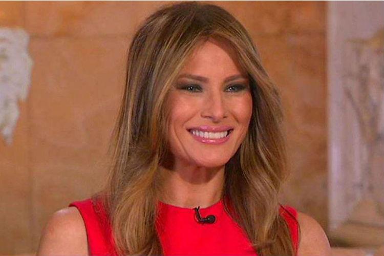 Quién vestirá a Melania Trump en la investidura del 20 de Enero