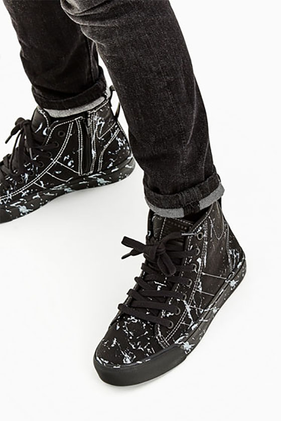 Zara Kids Invierno 2017 Zapatos