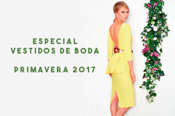 Vestidos Novia 2017