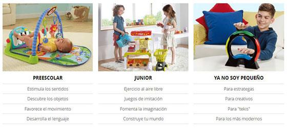 juguetes niños reyes