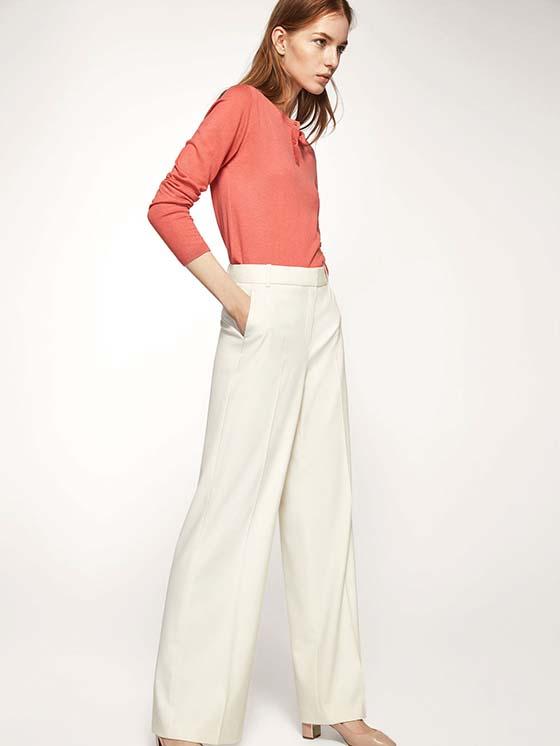 pantalones massimo dutti mujer