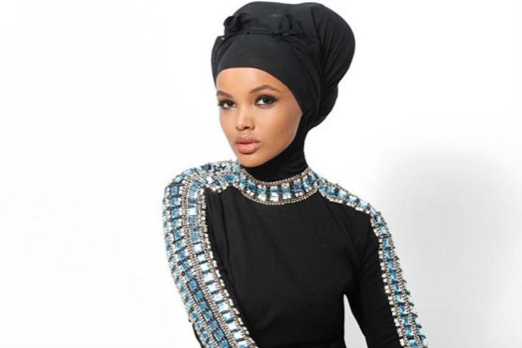 Conoce a Halima Aden, la Modelo refugiada que triunfa en la pasarela de Kanye West