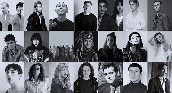 finalistas diseñadores lvmh prize 2017