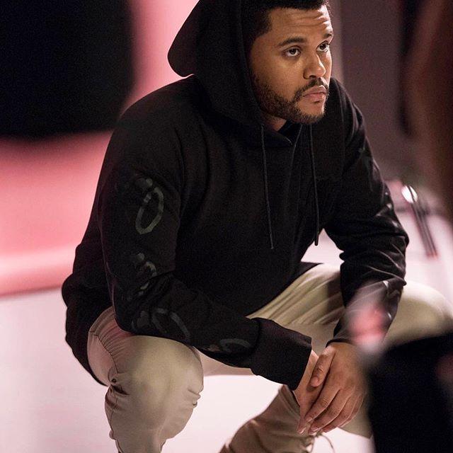 The Weeknd colabora con H&M