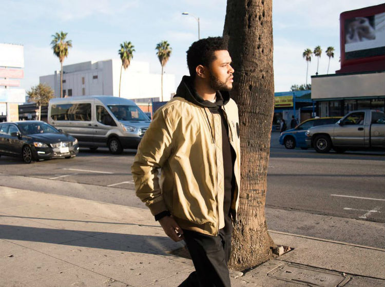 The Weeknd colabora con H&M