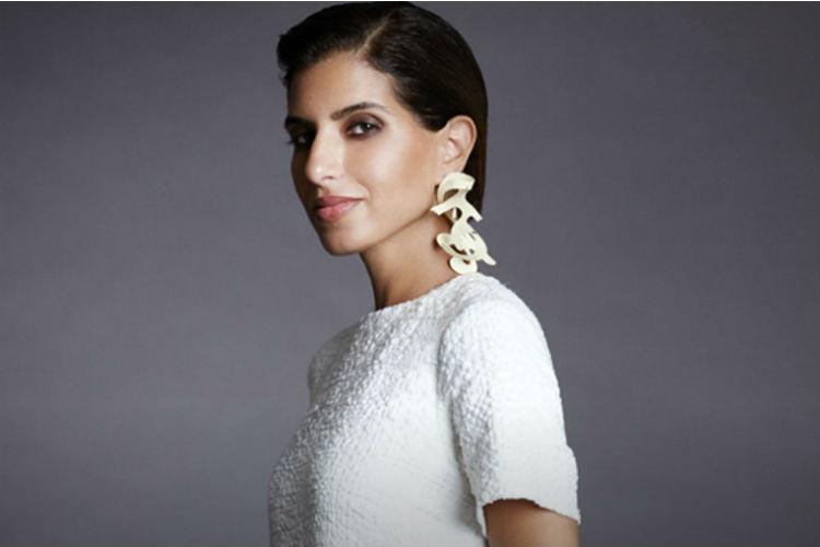 la princesa Árabe, directora de Vogue