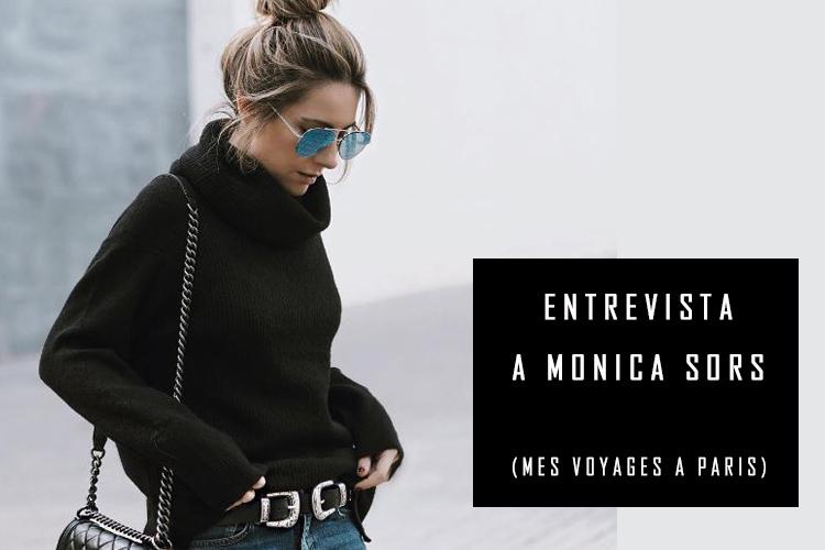 Entrevista a Monica Sors