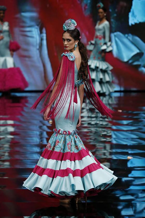 hombreras trajes flamenca