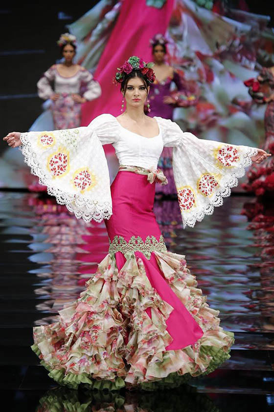 mangas trajes flamenca