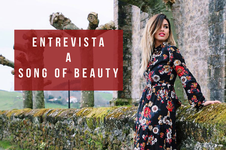 Entrevista a María del blog Song of Beauty
