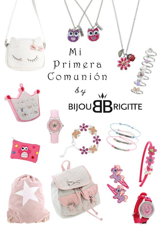 Regalos Perfectos Para Niñas Y Joyas Para Comuniones 2017 En La Colección De Bijou Brigitte Y El Corte Inglés Modalia Es