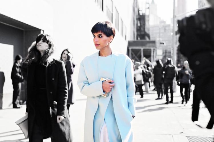 princesa Árabe, directora de Vogue
