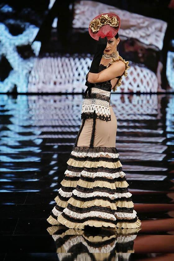 tendencias trajes flamenca