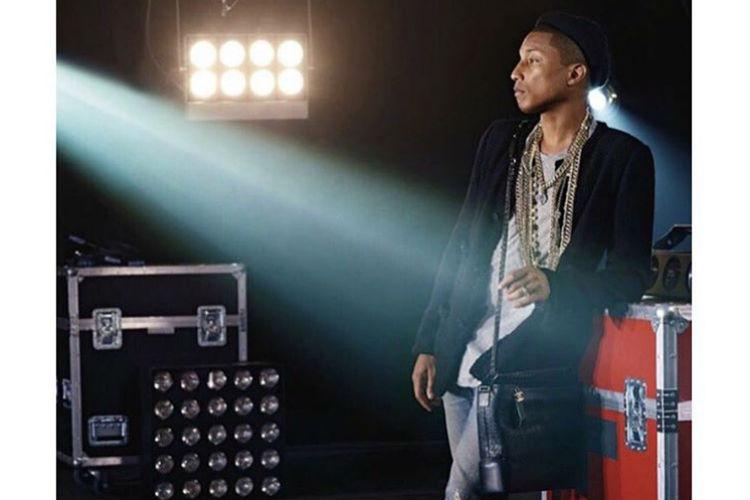 Pharrell Williams para Chanel
