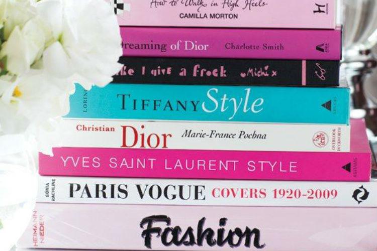 Libros de moda que debes tener o regalar