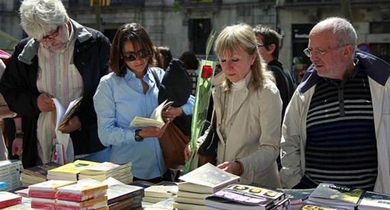 dia del libro barcelona