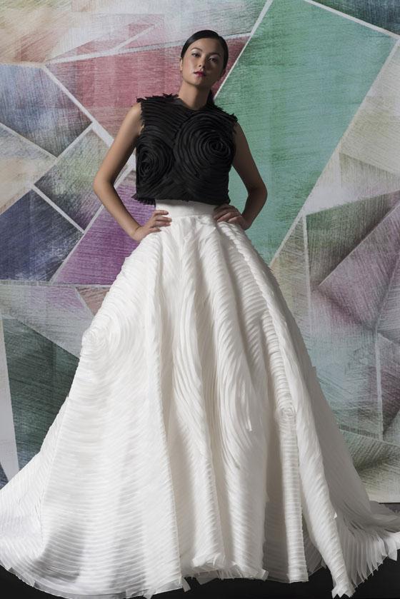 isabel sanchis vestido