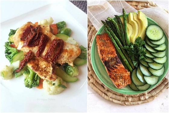 comida para bajar peso