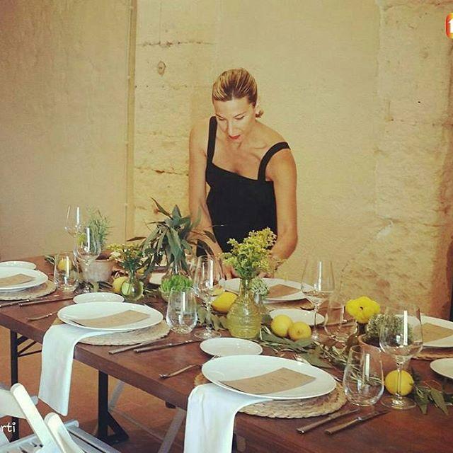 Wedding planner: Cristina Vilorio