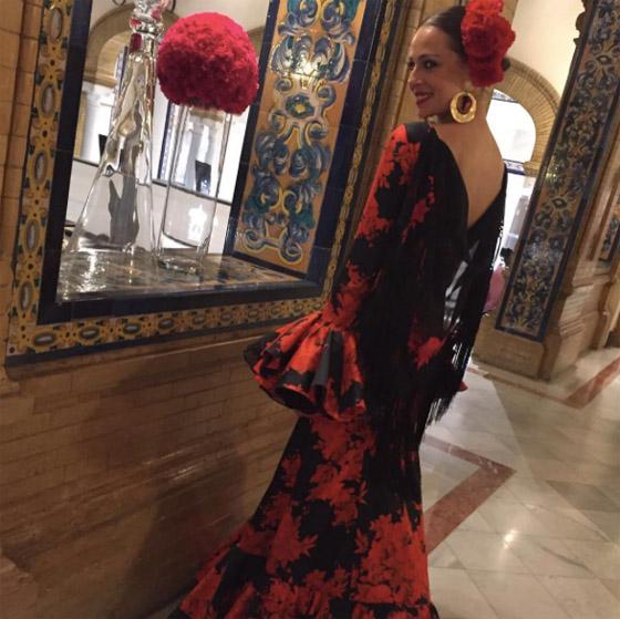 eva gonzalez flamenca