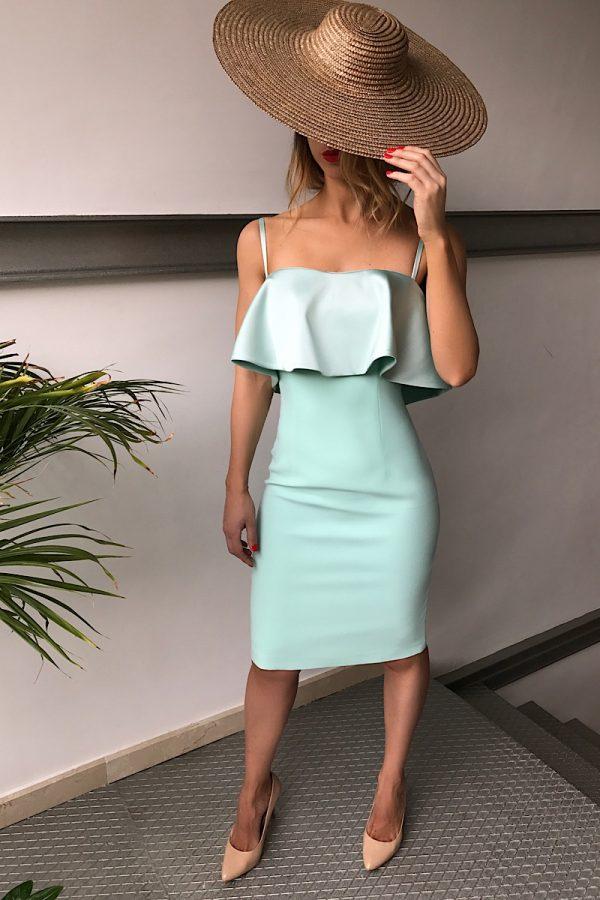 ottro vestido verde