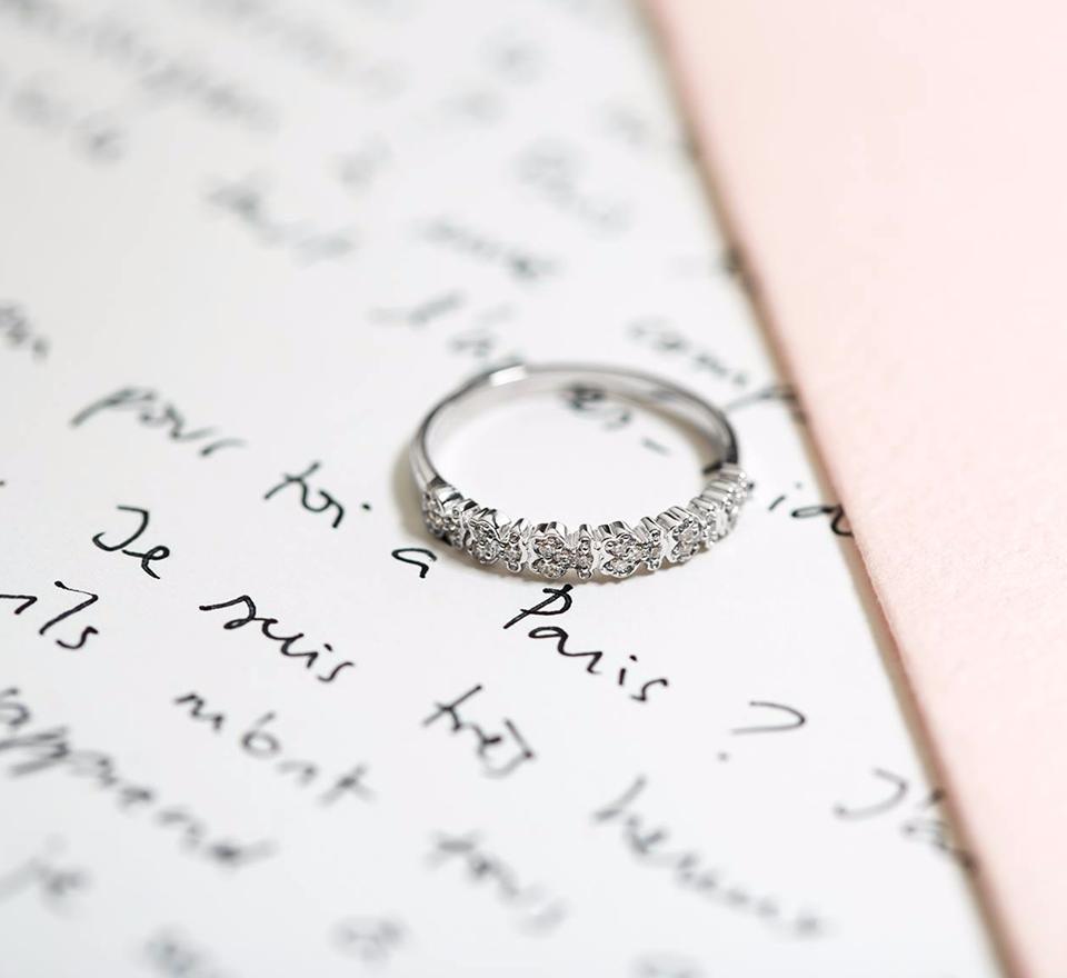 anillo boda tous