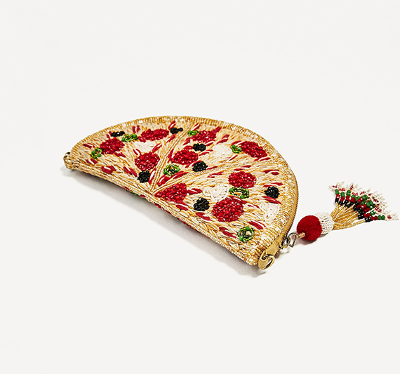 bandolera pizza zara