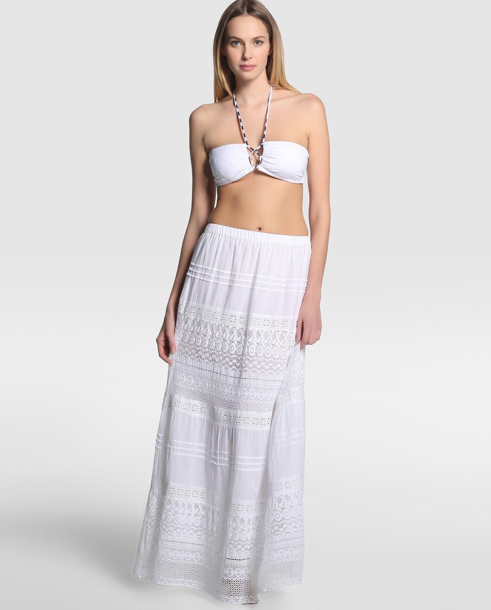 falda larga playa enfasis el corte ingles