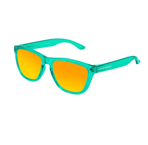 Hawkers gafas sol verdes