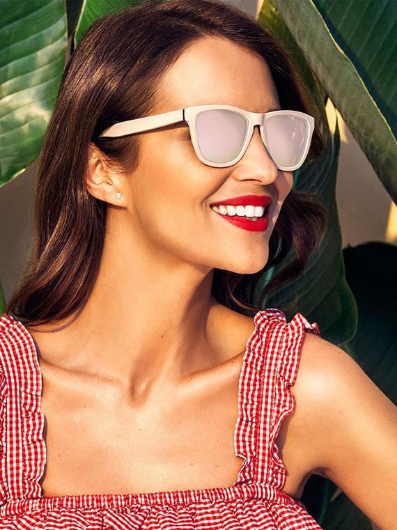 Paula Echevarría gafas sol nude