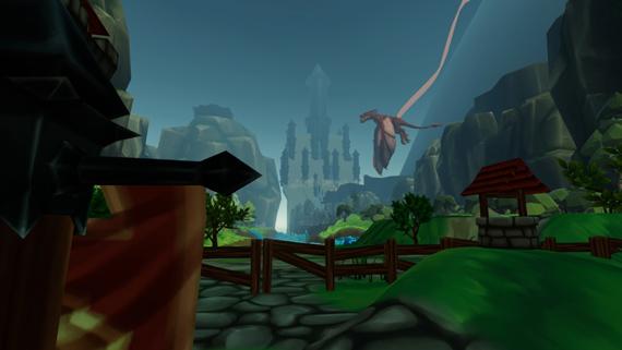 Juego de realidad virtual táctil