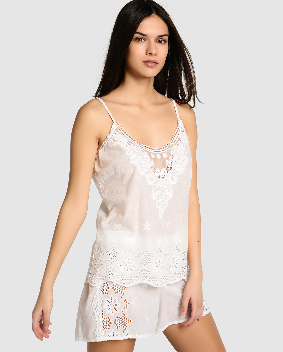 pijamas enfasis mujer el corte ingles