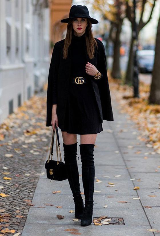 Vestido negro Zalando Rebajas