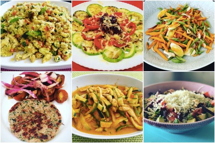 recetas de verano sanas