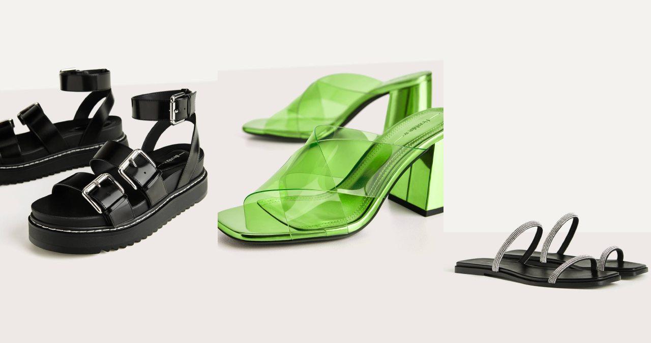 Sandalais Zara Verano 2020