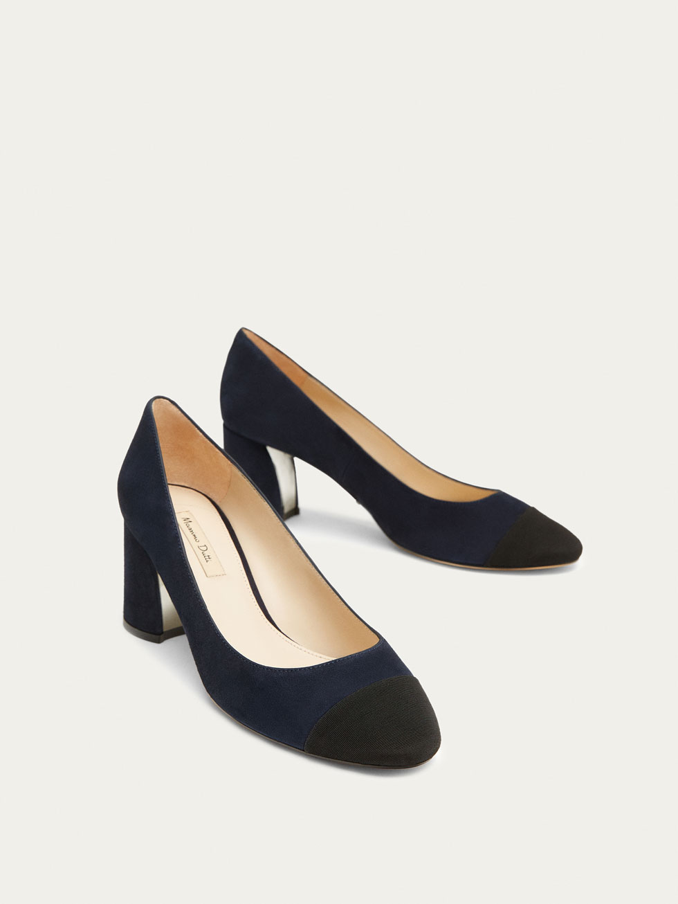 zapatos massimo dutti mujerr