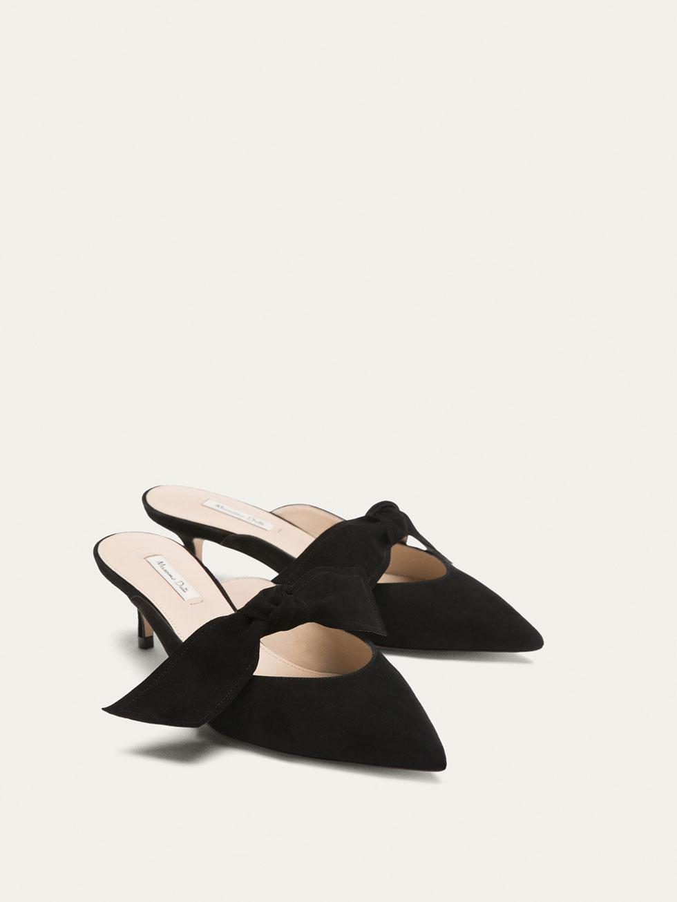 zapato salon mujer
