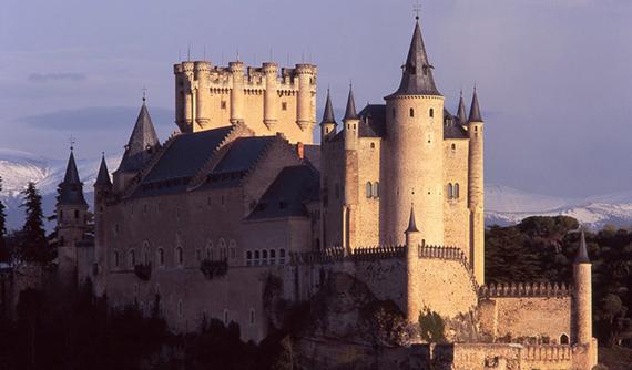 castillo blancanieves real